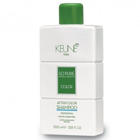 Šampūnas po plaukų dažymo Keune So Pure After Color 1000 ml