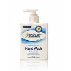 Rankų prausiklis jautriai odai Salcura Omega Rich Hand Wash  225 ml