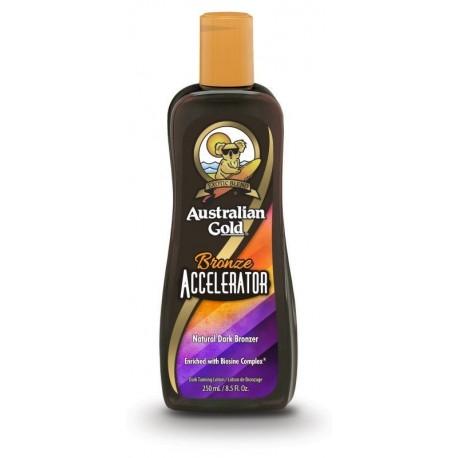 Soliariumo kremas Australian Gold BRONZE ACCELERATOR 250 ml.