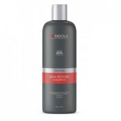 Ypač pažeistų plaukų šampūnas su keratinu