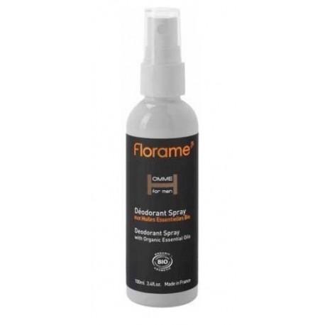 Florame purškiamas dezodorantas vyrams 100 ml
