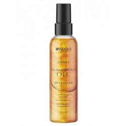 Priemonė neleidžianti plaukams veltis Indola Innova Glamorous Oil Detangler 150 ml.