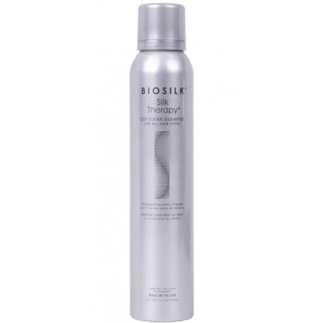 Sausas purškiams šampūnas BioSilk SIlk Therapy Dry Clean 150 g.