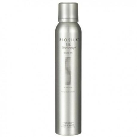 Plaukų blizgesys BioSilk Silk Therapy Shine One 150 g
