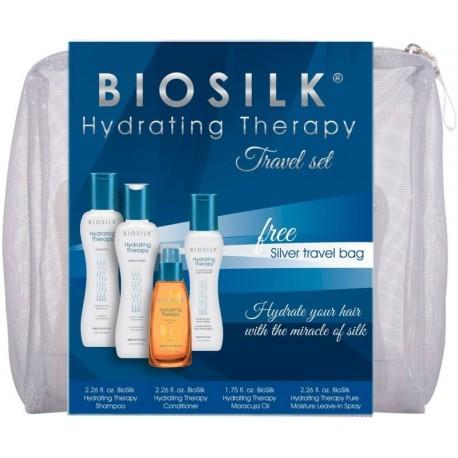 Kelioninis rinkinys Biosilk Hydrating