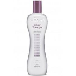 Nenuskalaujamas kondicionierius dažytiems plaukams Biosilk Color Therapy Lock & Protect 167 ml