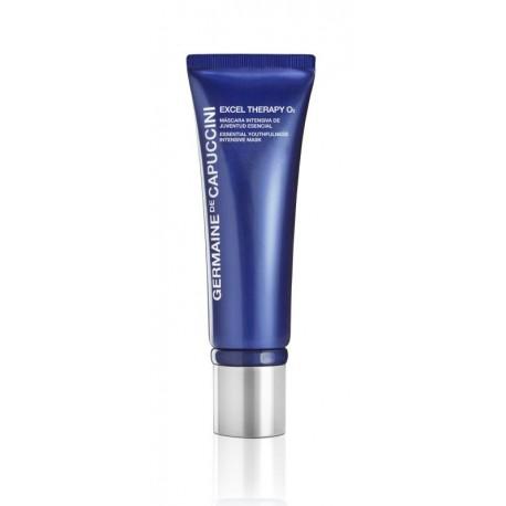 Veido kaukė intensyviai priežiūrai prieš odos senėjimą EXCEL THERAPY O2 50 ml