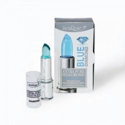 Permatomi lūpų dažai-blizgesys ypatingam drėkinimui INCAROSE BLUE DIAMOND 4 ml