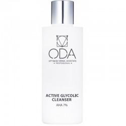 Aktyvusis ODA prausiklis su glikolio rūgštimi 7% Active Glycolic cleanser 200ml