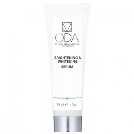 Šviesinamasis-balinamasis veido serumas ODA 30 ml