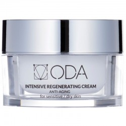 Intensyvaus veikimo regeneruojamasis ODA kremas sausai/jautriai odai Intensive Regenerating Cream for Dry/Sensitive Skin 50ml