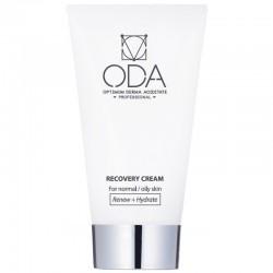 Atkuriamasis ODA veido kremas normaliai/riebiai odai Recovery Cream 50ml
