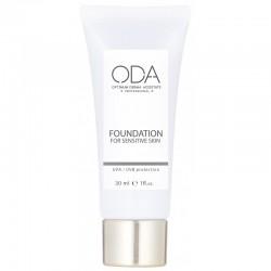 Maskuojamasis jautrios odos kremas ODA Foundation Nr. 1 ir Nr. 2 30 ml