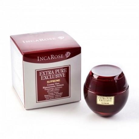 Regeneruojantis, senėjimą stabdantis veido kremas IncaRose EPE Supreme Crema 50 ml.