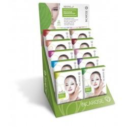 Vienakartinės Bio-Kaukės veidui Incarose Bio-mask
