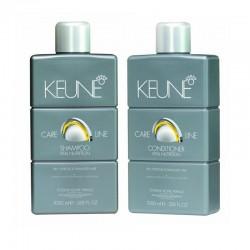 Keune rinkinys sausų pažeistų plaukų priežiūrai Šampūnas + Kondicionierius