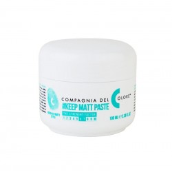 Matinė plaukų formavimo pasta Compagnia del Colore Keep Matt Paste 100ml