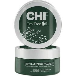 Arbatmedžio plaukų kaukė CHI Revitalizing masque 237ml