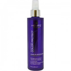 Nenuplaunama priemonė plaukų spalvos apsaugai bei lengvesniam iššukavimui HEMPZ Color Protect  Leave – in detangler 250ml