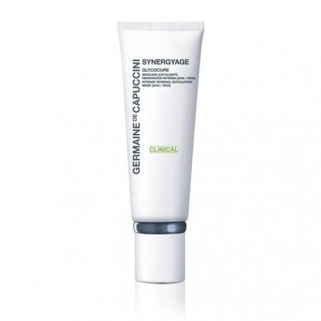 Intensyviai atnaujinanti eksfoliacinė kaukė (AH+BHA) Glycocure 50 ml
