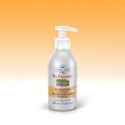 Drėkinantis kūno losjonas su apelsinų žiedų ekstraktu Ma Provence 200 ml