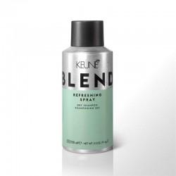 Plaukus atgaivinantis purškiklis - Sausas šampūnas Keune BLEND REFRESH 150ml