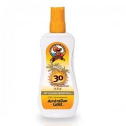 Purškiamas pienelis nuo saulės su SPF30 Apsauga Australian Gold 237ml
