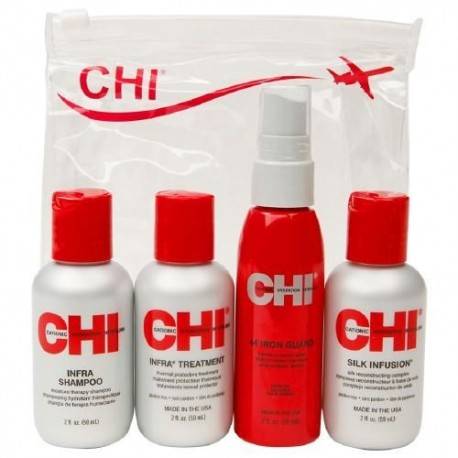 Kelioninis rinkinys CHI Travel 4 vnt