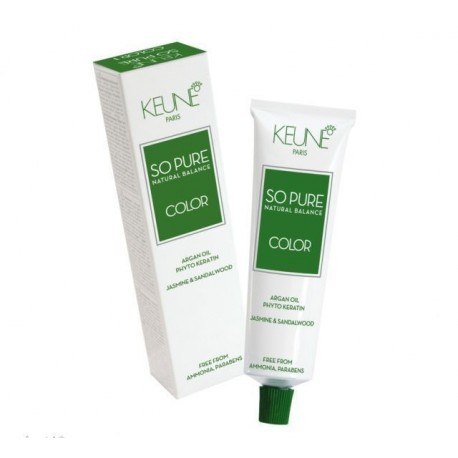 Plaukų dažai KEUNE SO PURE COLOR 60 ml