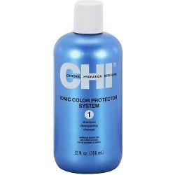 Šampūnas dažytiems plaukams CHI Ionic Color Protector 350ml