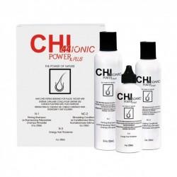 Rinkinys nuo plaukų slinkimo CHI 44 IONIC POWER PLUS