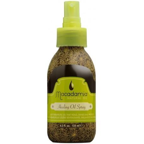 Purškiamas, atstatomasis aliejus plaukams Macadamia
