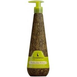 Nenuplaunamas, maitinantis kremas plaukams Macadamia, 300 ml