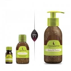 Atstatomasis plaukų aliejus Macadamia
