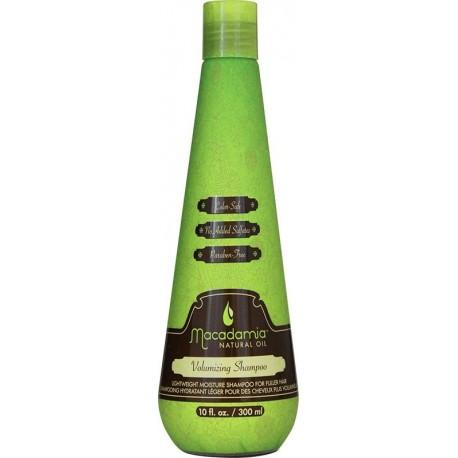 Apimties plaukams suteikiantis šampūnas Macadamia, 300 ml