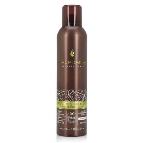 Plaukų lakas netvarkingų plaukų šukuosenoms formuoti Macadamia, 316ml