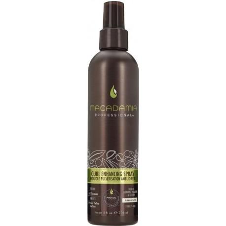 Purškiklis garbanotiems plaukams Macadamia, 236 ml