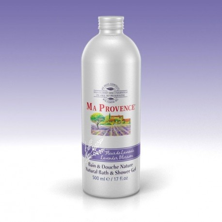 Levandų žiedų dušo želė Ma Provence 500 ml