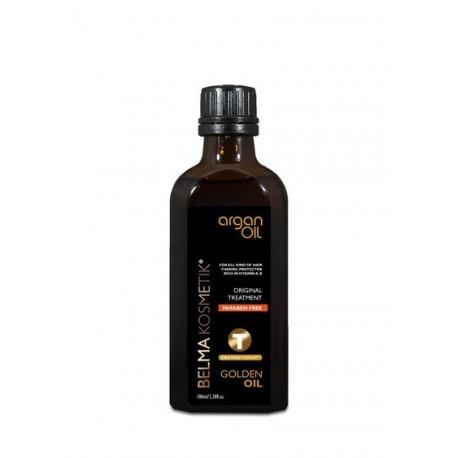Atstatantis aliejukas plaukams Enzymotherapy Golden Oil 100ml