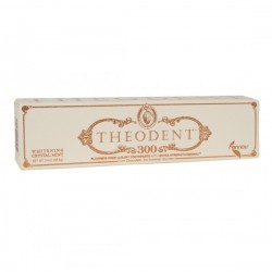Stipriai balinanti dantų pasta THEODENT 300 Strength Whitening Crystal Mint 96,4ml
