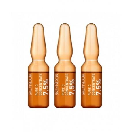 Grynasis vitamino C koncentratas 7,5% 14amp. x 1ml