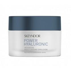 Intensyviai drėkinanti emulsija normaliai bei kombinuotai veido odai Skeyndor Intensive Moisturising Emulsion 50ml