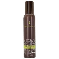 Maitinančios ir apimties suteikiančios putos plaukams Macadamia 180ml