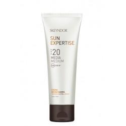 Apsauginis kremas nuo saulės SPF20 Skeyndor Tanning Control Cream 75ml