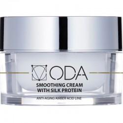 Glotninantis ODA kremas su šilko proteinais, Smoothing cream with silk protein 50ml
