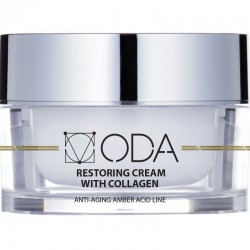 Atstatomasis veido kremas su kolagenu ODA Restoring Cream With Collagen 50ml