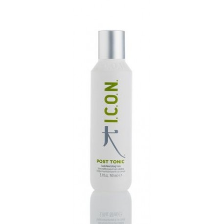 Šaldantis tonikas nuo genetinio plaukų slinkimo ICON DETOX Post Tonic 150ml