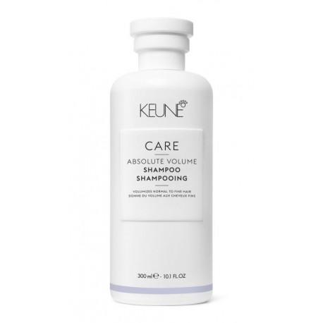 Šampūnas didinantis plaukų apimtį KEUNE Care Line ABSOLUTE VOLUME