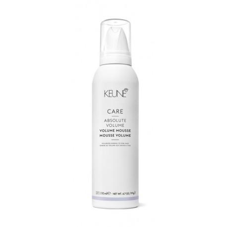 Putos didinančios plaukų apimtį KEUNE Care Line ABSOLUTE VOLUME 200ml