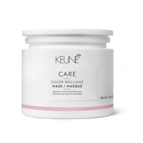 Kaukė plaukų spalvos apsaugai KEUNE Care Line COLOR BRILLIANZ